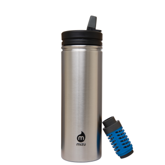 MIZU 360 Kit - M9E inkl. Filter und Trinkhalm