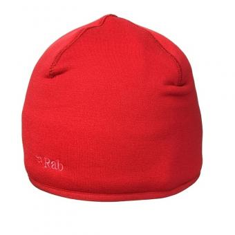 Rab Power Stretch Beanie rot