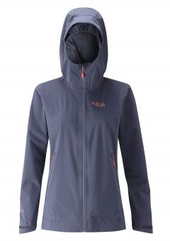 Rab Kinetic Plus Jacket Women Steel | 10 (S)