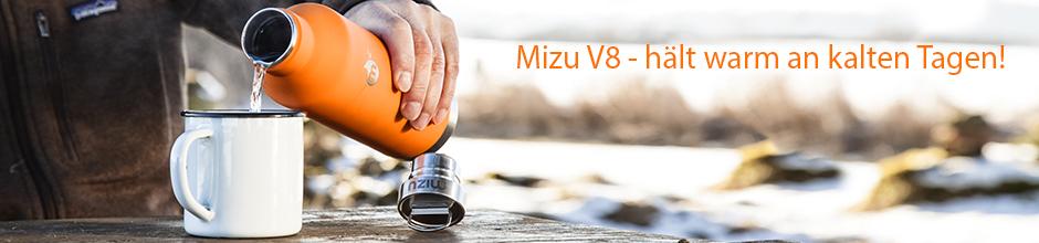 Mizu Vacuum-Isolierflaschen